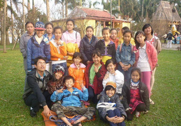 Một số thiếu niên Tp. Đà Nẵng