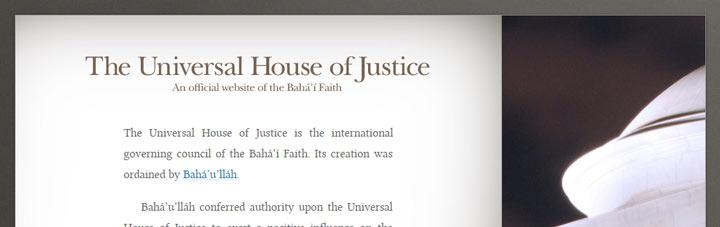 Trang web của Tòa Công Lý Quốc Tế