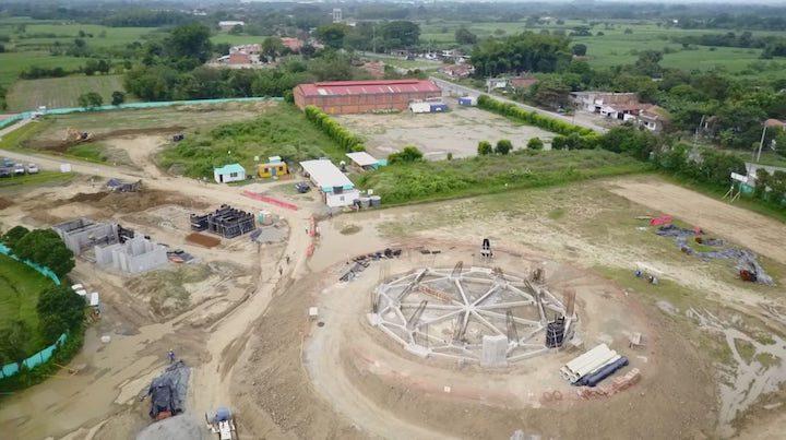 Địa điểm của đền thờ Baha'i
