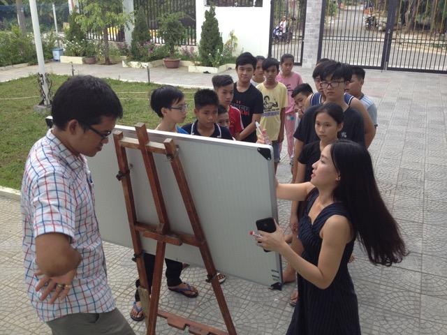Khóa giáo lý Baha'i mùa hè tại Trung tâm Baha'i Đà Nẵng