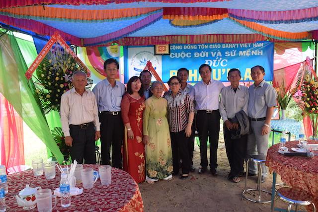 Kỷ niệm 200 năm Thánh lễ Giáng sinh Đức Baha'u'llah, La Gi, Bình Thuận